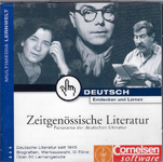 Panorama zeitgenössische Literatur